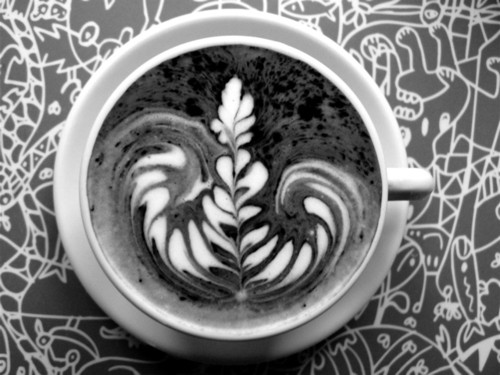 Latte Art (Quelle: LaPotenza.com)